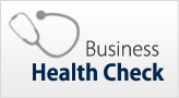 click here for a business health check