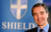 Shield's Chief Executive and Founder, David Young