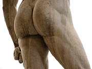 This is David's bottom. What shape is yours?